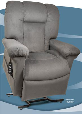 UC520 UltraComfort Stellar Comfort Collection Lift Chairs available at Neve's Floors To Go in Antigo