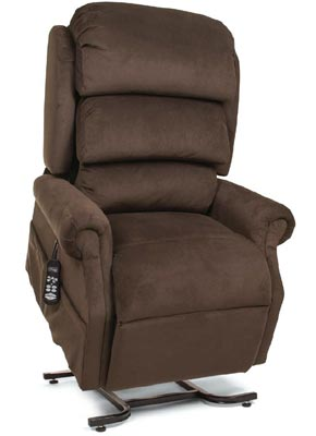 UC550 UltraComfort Stellar Comfort Collection Lift Chairs available at Neve's Floors To Go in Antigo