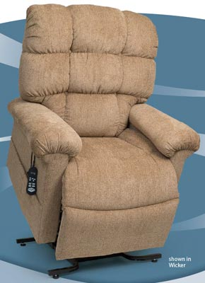 UC556 UltraComfort Stellar Comfort Collection Lift Chairs available at Neve's Floors To Go in Antigo