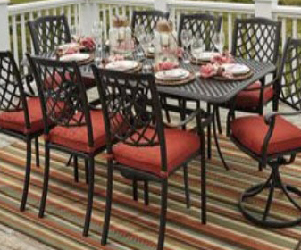 Outdoor™ by Ashley - dining room set