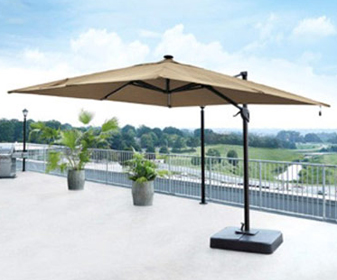 Outdoor™ by Ashley - Medium, Large and Cantilever Umbrellas