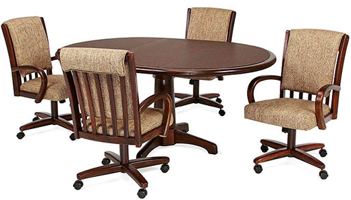 At Neve's Floors To Go and Furniture we proudly carry Chromcraft furniture!
