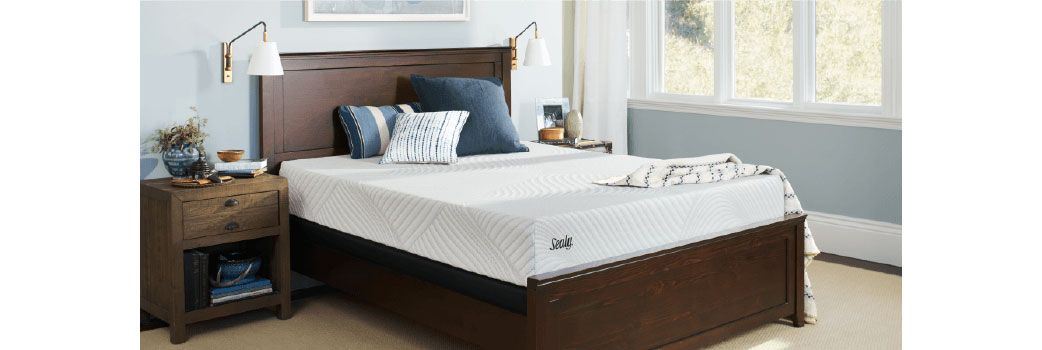 Sealy Essentials™ Upbeat Firm RoomScene