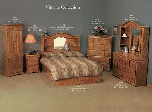 Vintage Collection available at Neve's Floors To Go in Antigo.