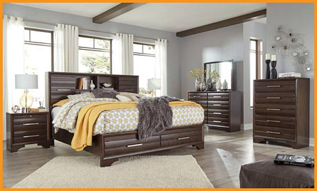 5 PC Bedroom Set $1349 this month at Neve's Floors To Go Furniture & Mattress Gallery