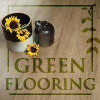 Be kind to our planet - stop by today to see our extensive selection of eco-friendly flooring.