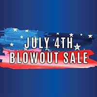 Save on Furniture during our July 4th Blowout Sale at Neve's in Antigo