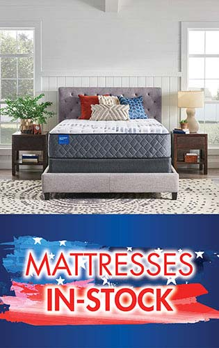 Save on in-stock mattresses during our July 4th Blowout Sale at Neve's in Antigo
