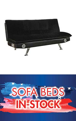 Save on in-stock sofa beds during our July 4th Blowout Sale at Neve's in Antigo