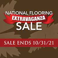 National Flooring Extravaganza Sale